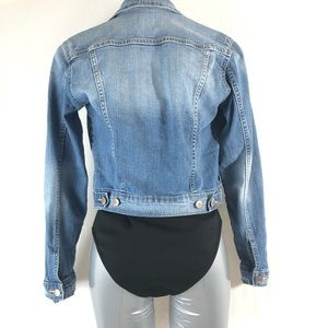 GAP Jackets & Coats - GAP 1969 Ladies Crop Denim Jacket Size S